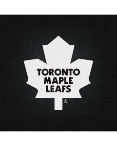 Toronto Maple Leafs Black Background Cochlear Nucleus Freedom Kit Skin