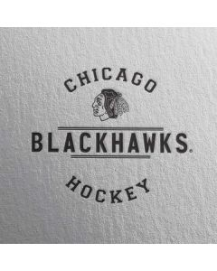 Chicago Blackhawks Black Text iPhone 6/6s Skin