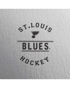 St. Louis Blues Black Text iPhone 6/6s Skin
