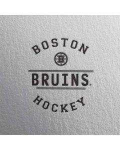 Boston Bruins Black Text iPhone 8 Pro Case