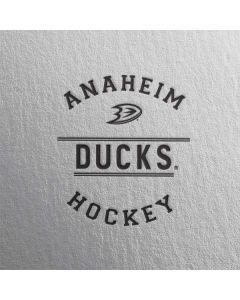 Anaheim Ducks Black Text Xbox Adaptive Controller Skin