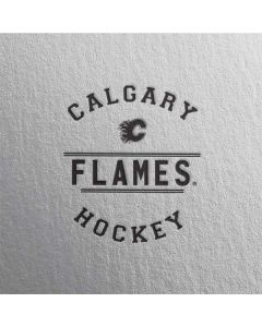 Calgary Flames Black Text iPhone 6/6s Skin