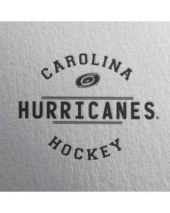 Carolina Hurricanes Black Text Apple TV Skin