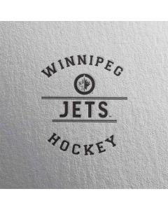 Winnipeg Jets Black Text iPhone 8 Lite Case
