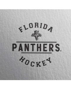 Florida Panthers Black Text Cochlear Nucleus Freedom Kit Skin