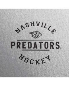 Nashville Predators Black Text iPhone 6/6s Skin
