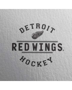 Detroit Red Wings Black Text iPhone 6/6s Skin
