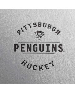 Pittsburgh Penguins Black Text Cochlear Nucleus 6 Skin