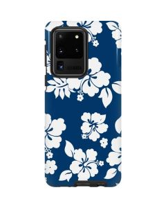 Blue and White Galaxy S20 Ultra 5G Pro Case