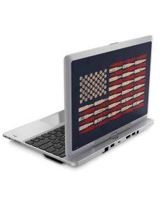 Blue Bullet American Flag Elitebook Revolve 810 Skin