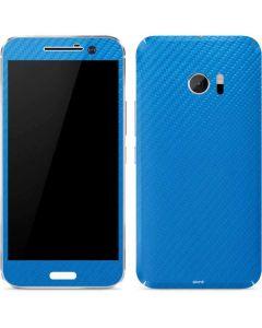 Blue Carbon Fiber 10 Skin