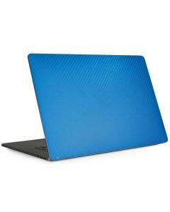Blue Carbon Fiber Apple MacBook Pro 15-inch Skin