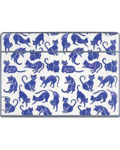 Blue Cats Galaxy Book Keyboard Folio 12in Skin