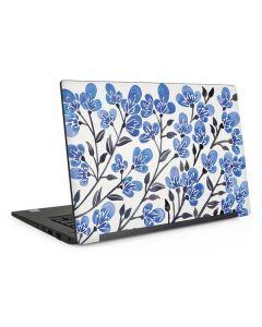 Blue Cherry Blossoms Dell Latitude Skin