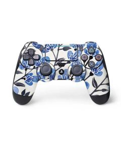 Blue Cherry Blossoms PS4 Pro/Slim Controller Skin