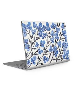 Blue Cherry Blossoms Surface Book 2 15in Skin