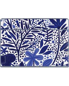 Blue Garden Galaxy Book Keyboard Folio 12in Skin