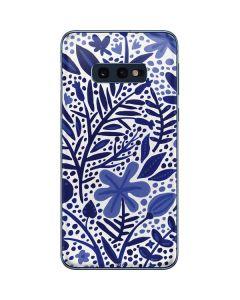 Blue Garden Galaxy S10e Skin