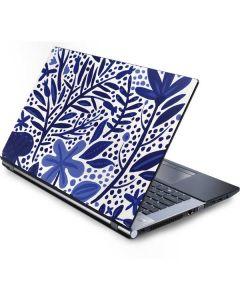 Blue Garden Generic Laptop Skin