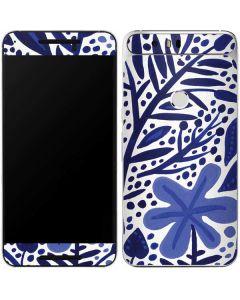 Blue Garden Google Nexus 6P Skin