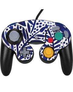 Blue Garden Nintendo GameCube Controller Skin