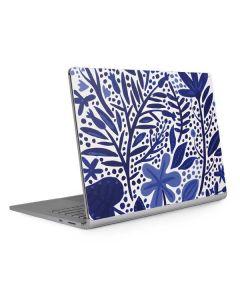 Blue Garden Surface Book 2 15in Skin
