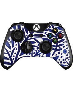 Blue Garden Xbox One Controller Skin