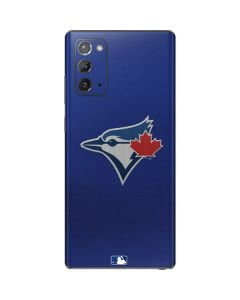 Blue Jays Embroidery Galaxy Note20 5G Skin