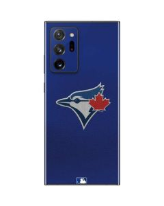 Blue Jays Embroidery Galaxy Note20 Ultra 5G Skin