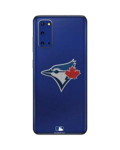 Blue Jays Embroidery Galaxy S20 Skin