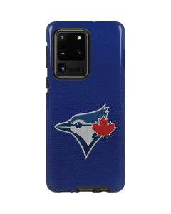 Blue Jays Embroidery Galaxy S20 Ultra 5G Pro Case
