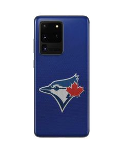 Blue Jays Embroidery Galaxy S20 Ultra 5G Skin