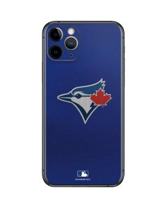 Blue Jays Embroidery iPhone 11 Pro Skin