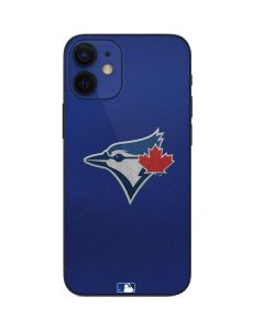 Blue Jays Embroidery iPhone 12 Mini Skin