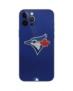 Blue Jays Embroidery iPhone 12 Pro Max Skin