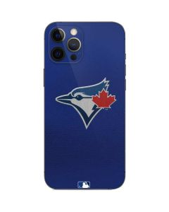 Blue Jays Embroidery iPhone 12 Pro Skin