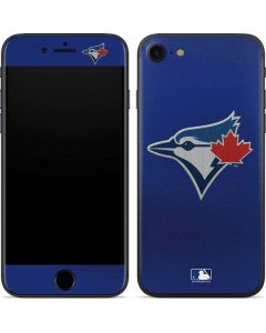 Blue Jays Embroidery iPhone SE Skin