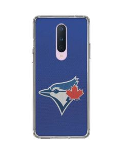 Blue Jays Embroidery OnePlus 8 Clear Case