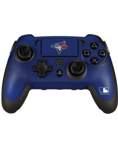 Blue Jays Embroidery PlayStation Scuf Vantage 2 Controller Skin