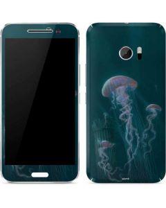 Blue Jellyfish 10 Skin