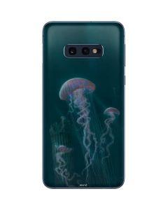 Blue Jellyfish Galaxy S10e Skin
