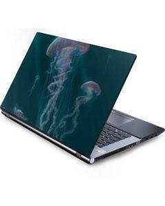 Blue Jellyfish Generic Laptop Skin