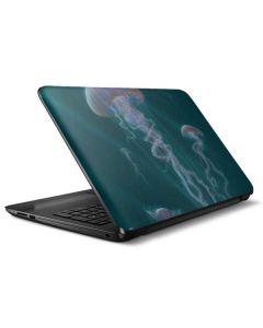 Blue Jellyfish HP Notebook Skin