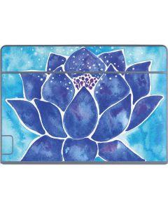 Blue Lotus Galaxy Book Keyboard Folio 12in Skin