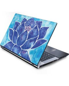 Blue Lotus Generic Laptop Skin