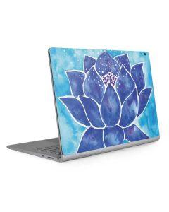 Blue Lotus Surface Book 2 15in Skin