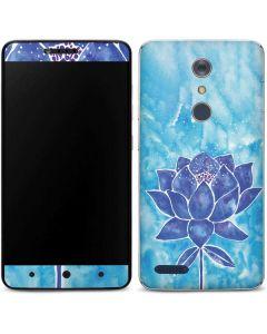 Blue Lotus ZTE ZMAX Pro Skin