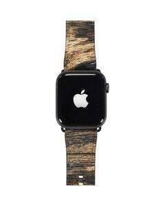 Blue Resin Wood Apple Watch Case
