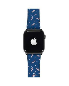 Blue Spring Apple Watch Case