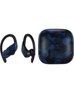 Blue Street Camo PowerBeats Pro Skin